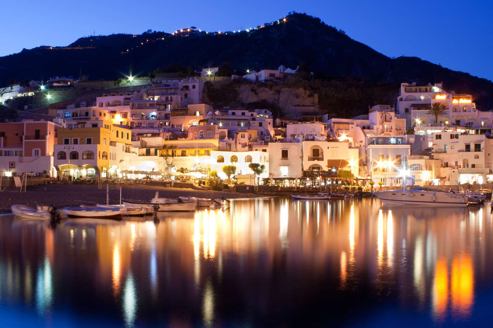 ischia boat and breakfast sant'angelo porto