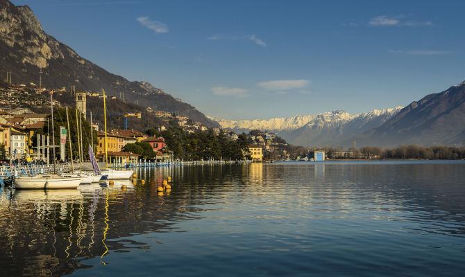 "Lago d'Iseo ""Lovere"""