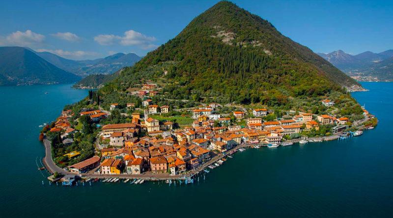 """Lago d'Iseo """"Montisola"""""""