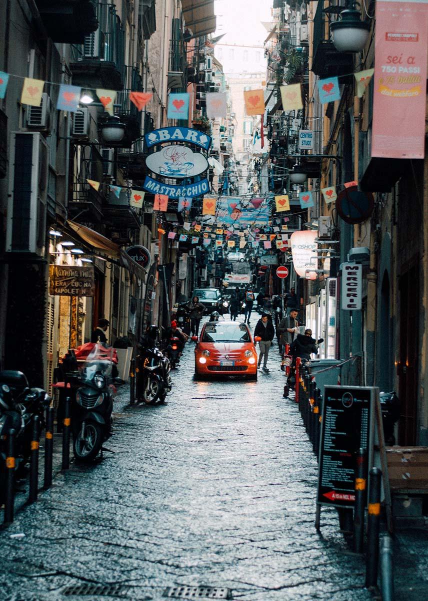 Dormire in Barca a Napoli-boatsbreakfast